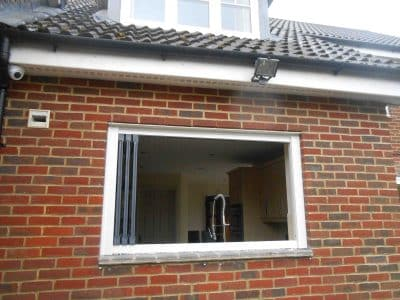Frameless Bifolding Windows advantages in your home.