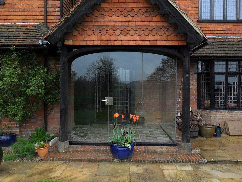 Frameless Glass Porches Fgc