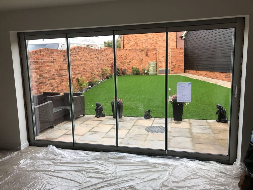 Kent Replacement Frameless Doors Frameless Glass Bi Fold Doors