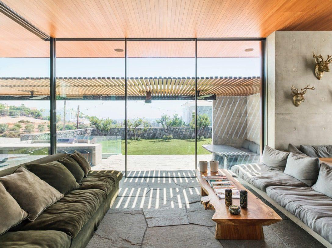 Architectural Vision sliding doors
